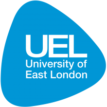 University of East London Logo